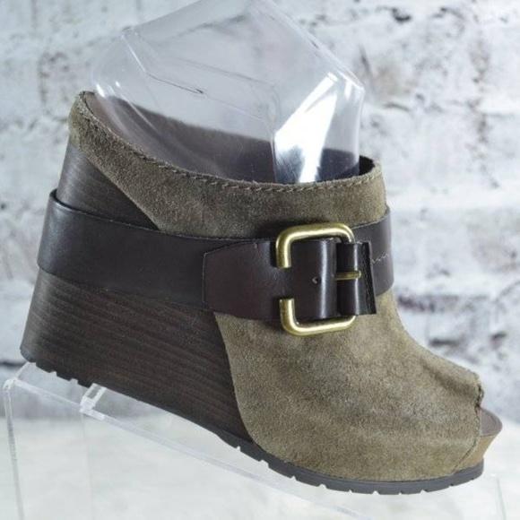 1f40082bbfc6 Franco Sarto Shoes - Franco Sarto Iggy Artist Collection Wedge Mules